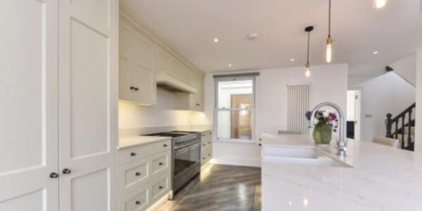 fitted kitchen Andover