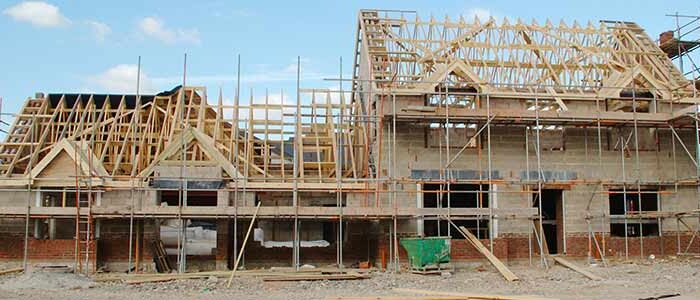 Building works Andover