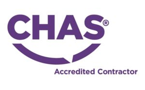 chas contractor logo